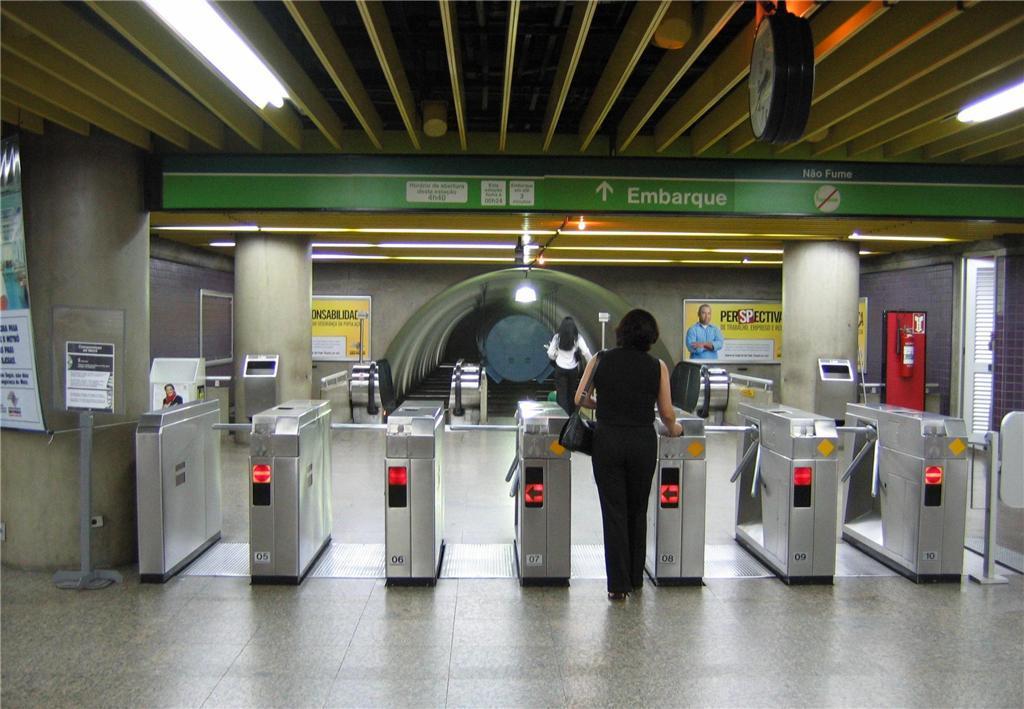 Linha 2 - Verde - Metrô de SP