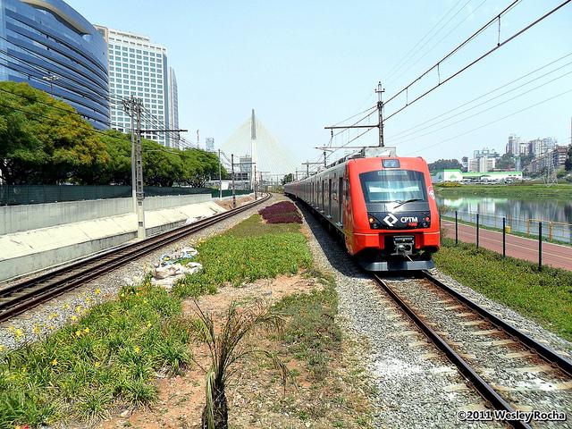 Linha 9 - Esmeralda - Imagem de Wesley Souza