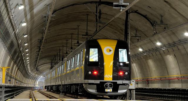 Rotem - Linha 4 - Amarela