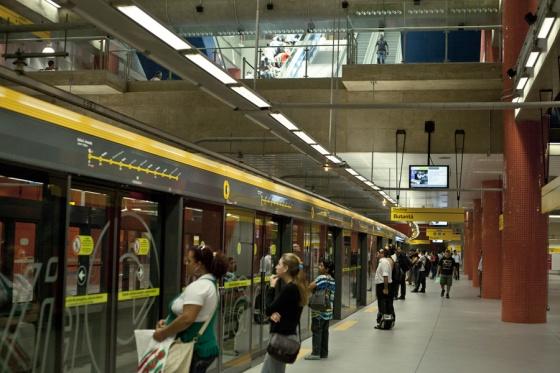Linha 4 - Amarela