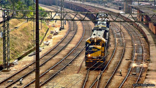 Trem de Carga - Imagem de Wesley Souza