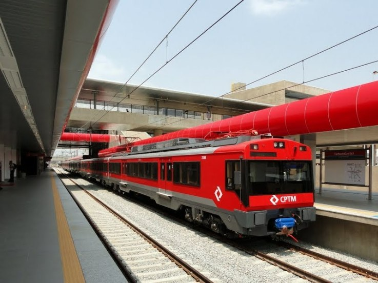 Linha 10-Turquesa da CPTM, a mais bem avaliada segundo pesquisa da ANTP