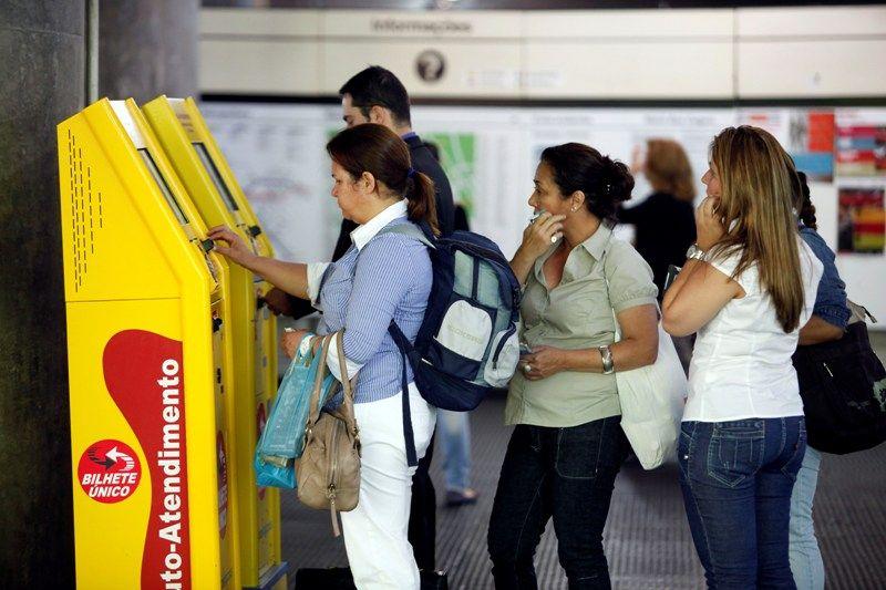 Falha em sistema paralisa recarga do Bilhete Único em São Paulo