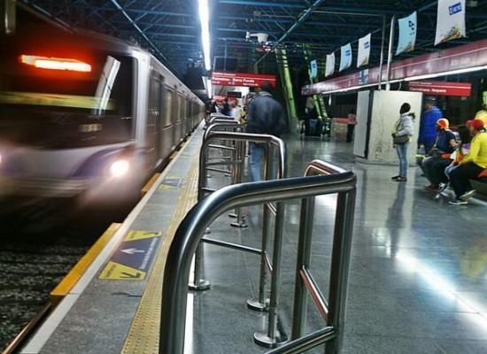 Maioria dos candidatos ao governo do estado de sp quer prioridade em trem e metrô