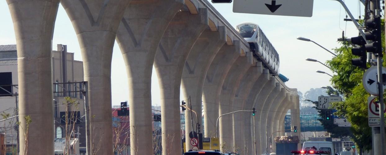 Contrato de concessão do monotrilho da Linha 18 bronze sai nos próximos dias, diz Alckmin