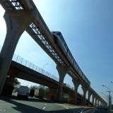 Monotrilho da linha 15 Prata pode ser inaugurado na semana do dia 18 de Agosto