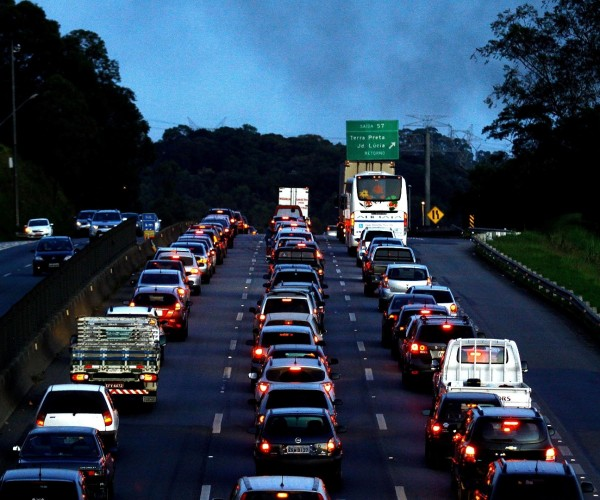 Aplicativo vai informar em tempo real situação dos ônibus nas rodovias