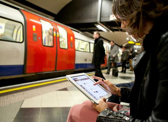 51% das redes de Metrôs do mundo possuem Wi-Fi