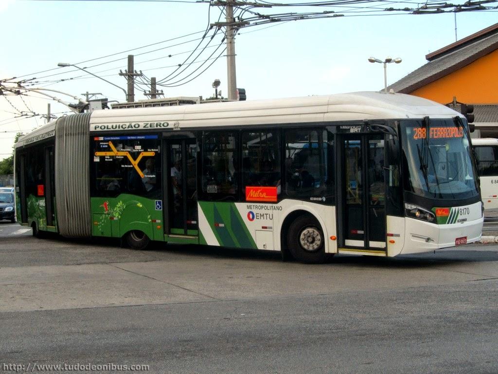 """Imagem do site """"Tudo de Ônibus"""""""