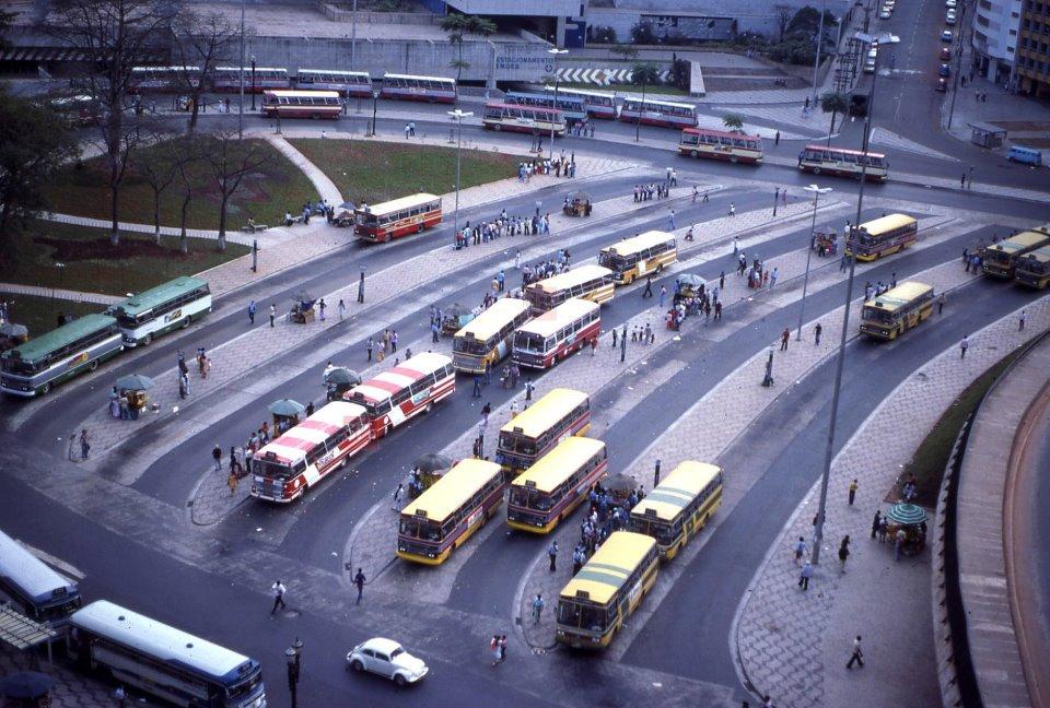 Terminal Bandeira em 1977