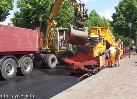 Ciclovias de SP terão asfalto com maior aderência aos pneus