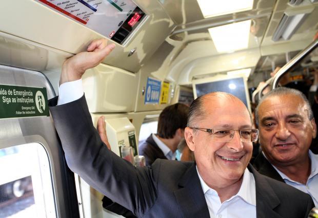Alckmin-no-Metrô