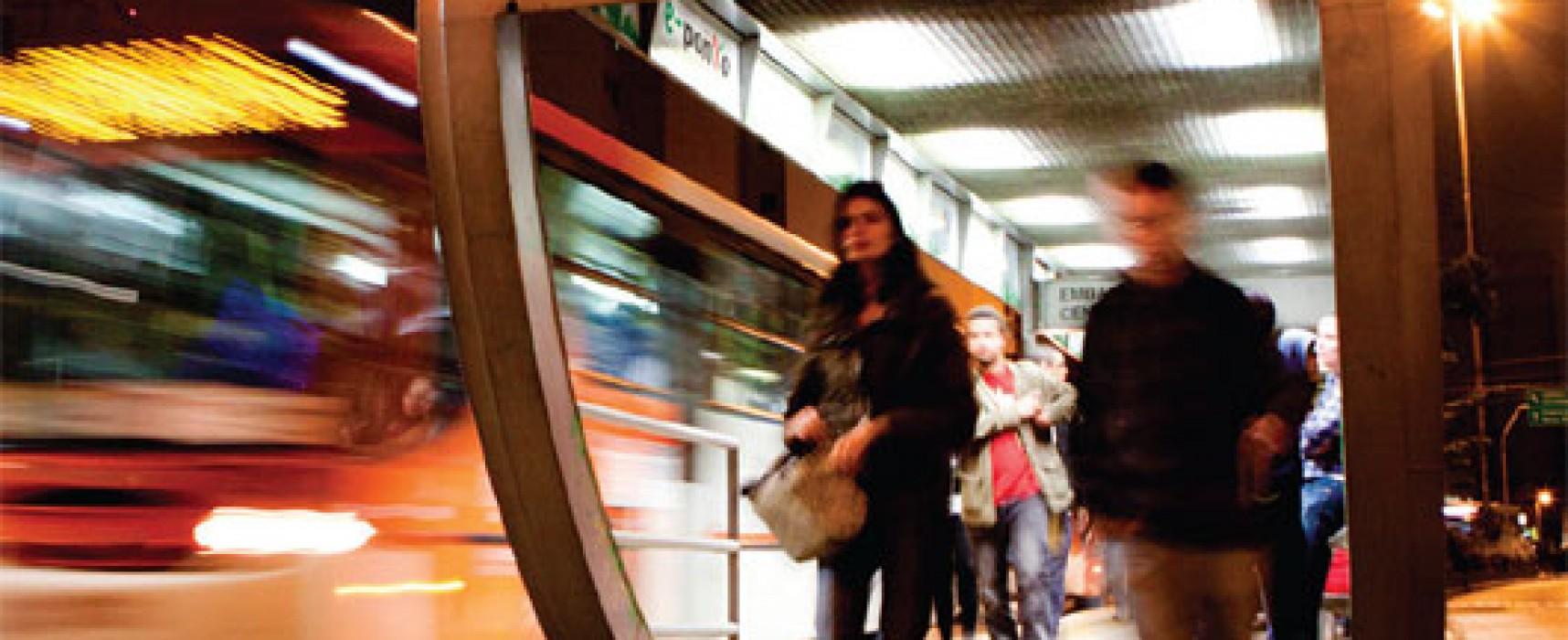 São Paulo terá rede de ônibus noturna em fevereiro