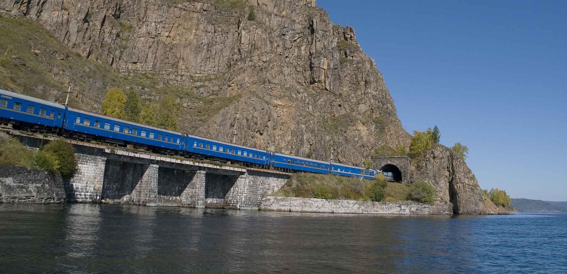 Resultado de imagem para ferrovia transiberiana