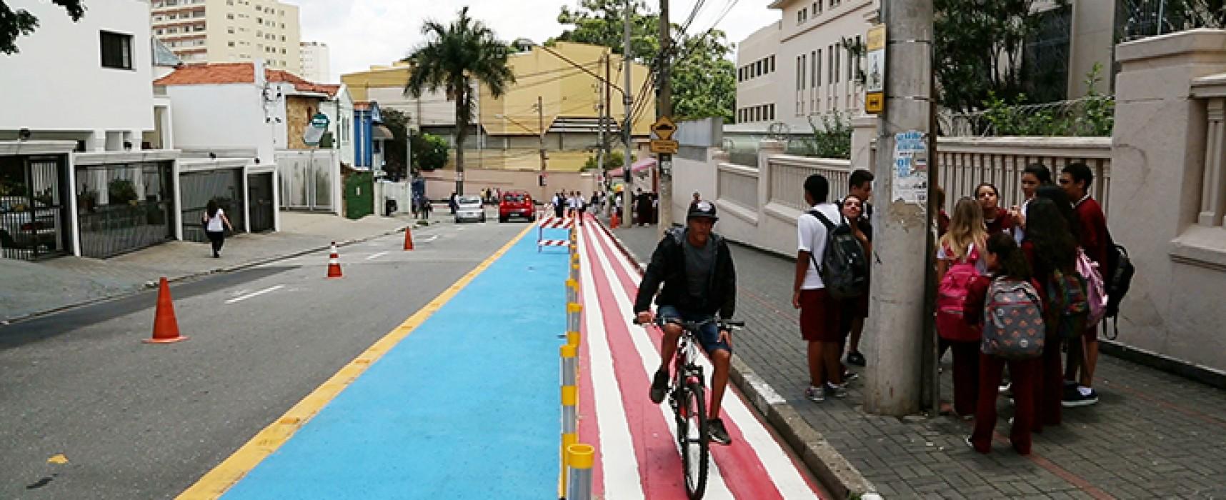 Prefeitura consegue derrubar liminar contra ciclovia na Vila Mariana