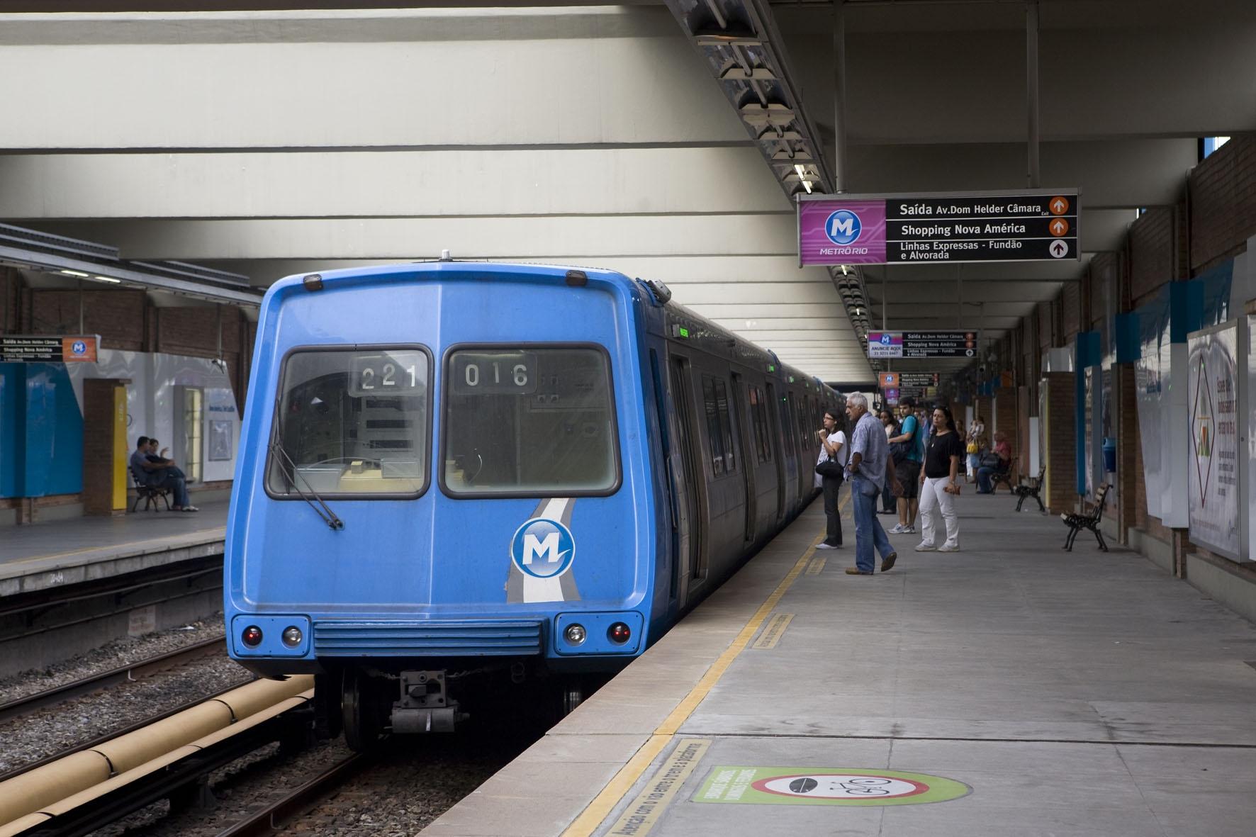 metrô-rio