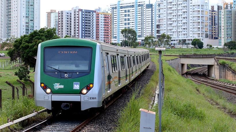 Com poucas ocorrências, Metrô-DF garante transporte tranquilo