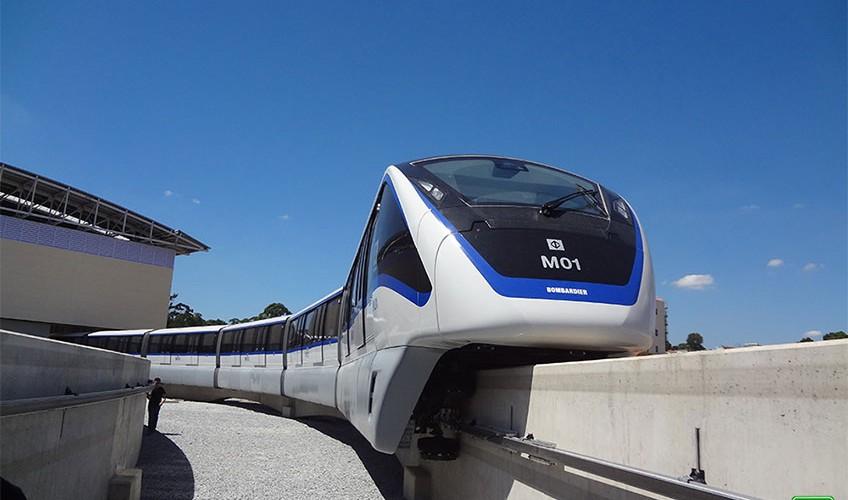 monotrilho da linha 15 prata ser225 privatizado � via trolebus