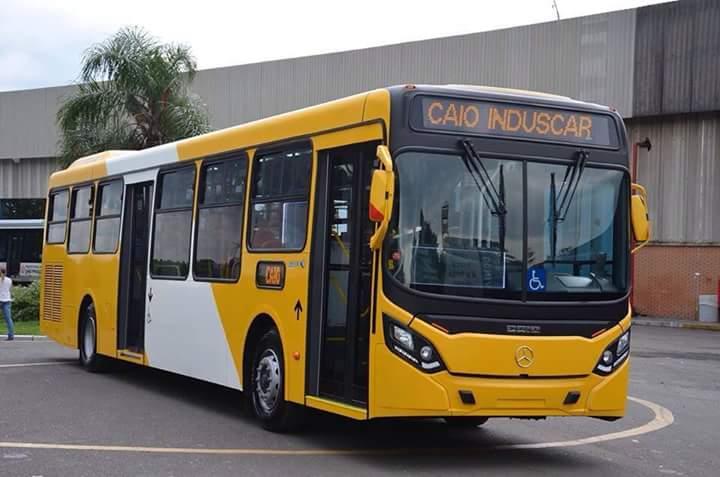 Novo caio Mondego que vai prestar serviços em breve no Transantiago