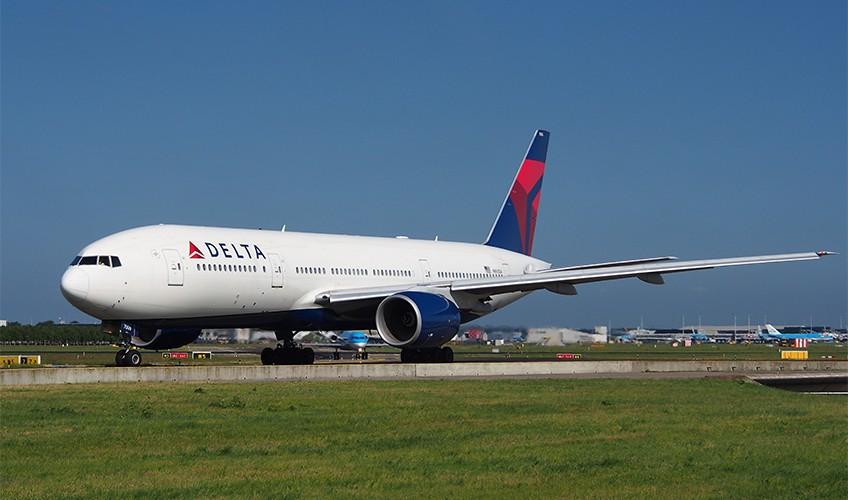 Boeing 777-232 da Delta Air Lines