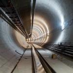 Túnel escavado em direção a Santa Cruz | Foto: Renato Lobo