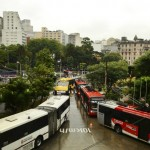 Terminal Parque Dom Pedro II em dia de paralisação   Foto: Rovena Rosa/Agência Brasil   Fotos Públicas