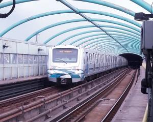 Frota G do Metrô de São Paulo | Foto: Renato Lobo