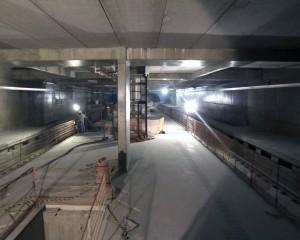 Estação Alto da Boa Vista. Linha 5 - Lilás. Março/2017. Fonte: Metrô