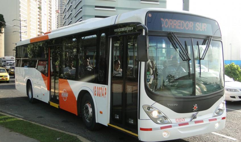 volvo ônibus panama 2017
