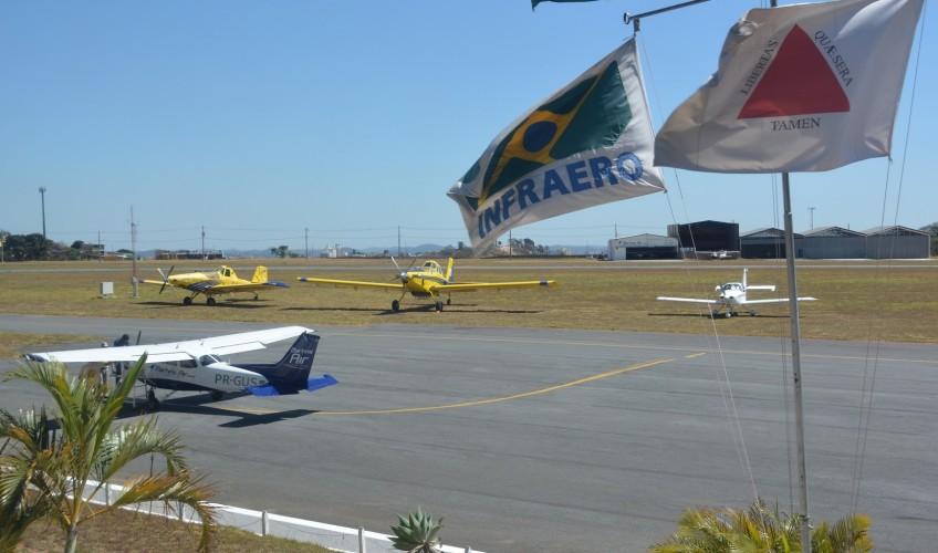 aeroporto carlos prates - infraero