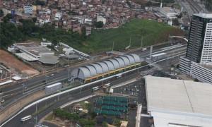 Estação Pernambués - Abril/2017
