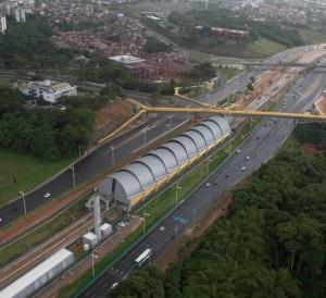Estação Pituaçu - Abril/2017