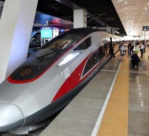 trem bala china
