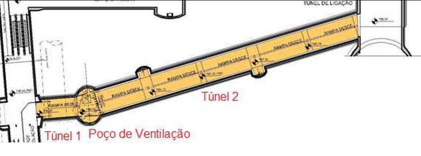 tunel paulista consolação