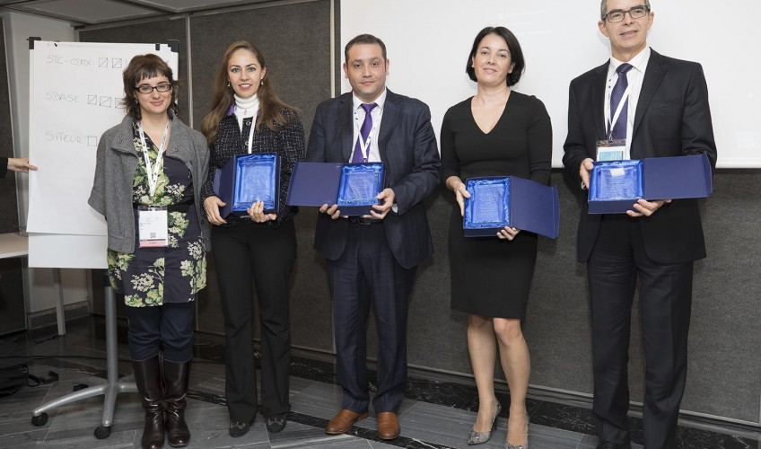 Prêmio Alamys. Harald Zwetkoff presidente da ViaQuatro_