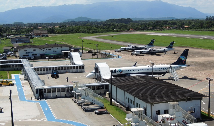 aeroporto porto velho