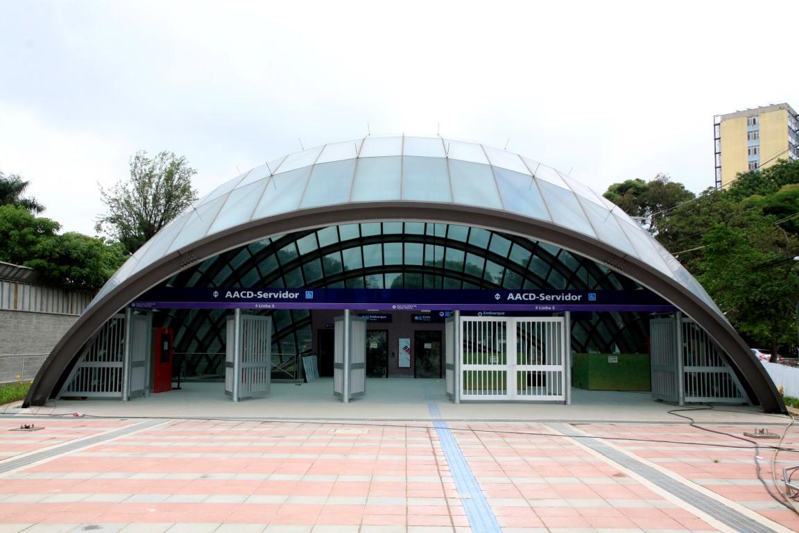 d65dc3d5a012 Metrô adia novamente entrega das estações da Linha 5 - Via Trolebus