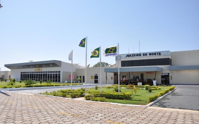 aeroporto juazeiro do norte