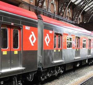 36 novo trem- cptm linha 7 rubi