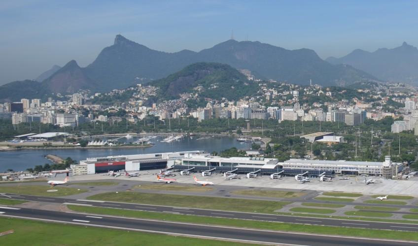 Foto aérea SDU_Divulgação Infraero
