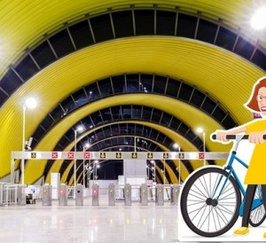 bike metro salvador