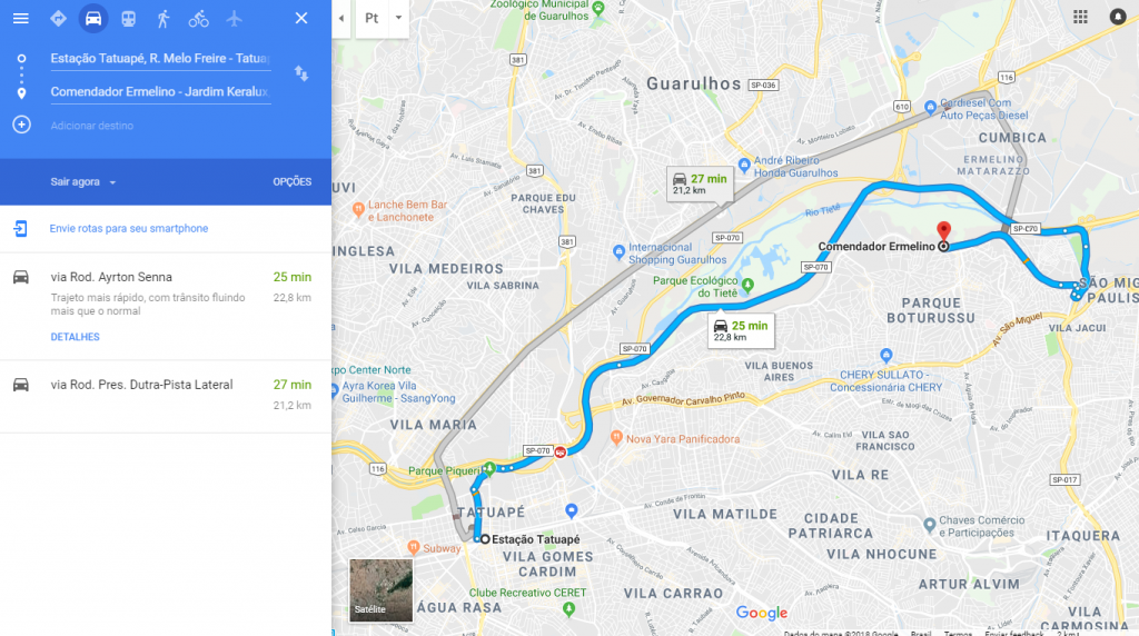Mapa_Tatuapé-Ermelino
