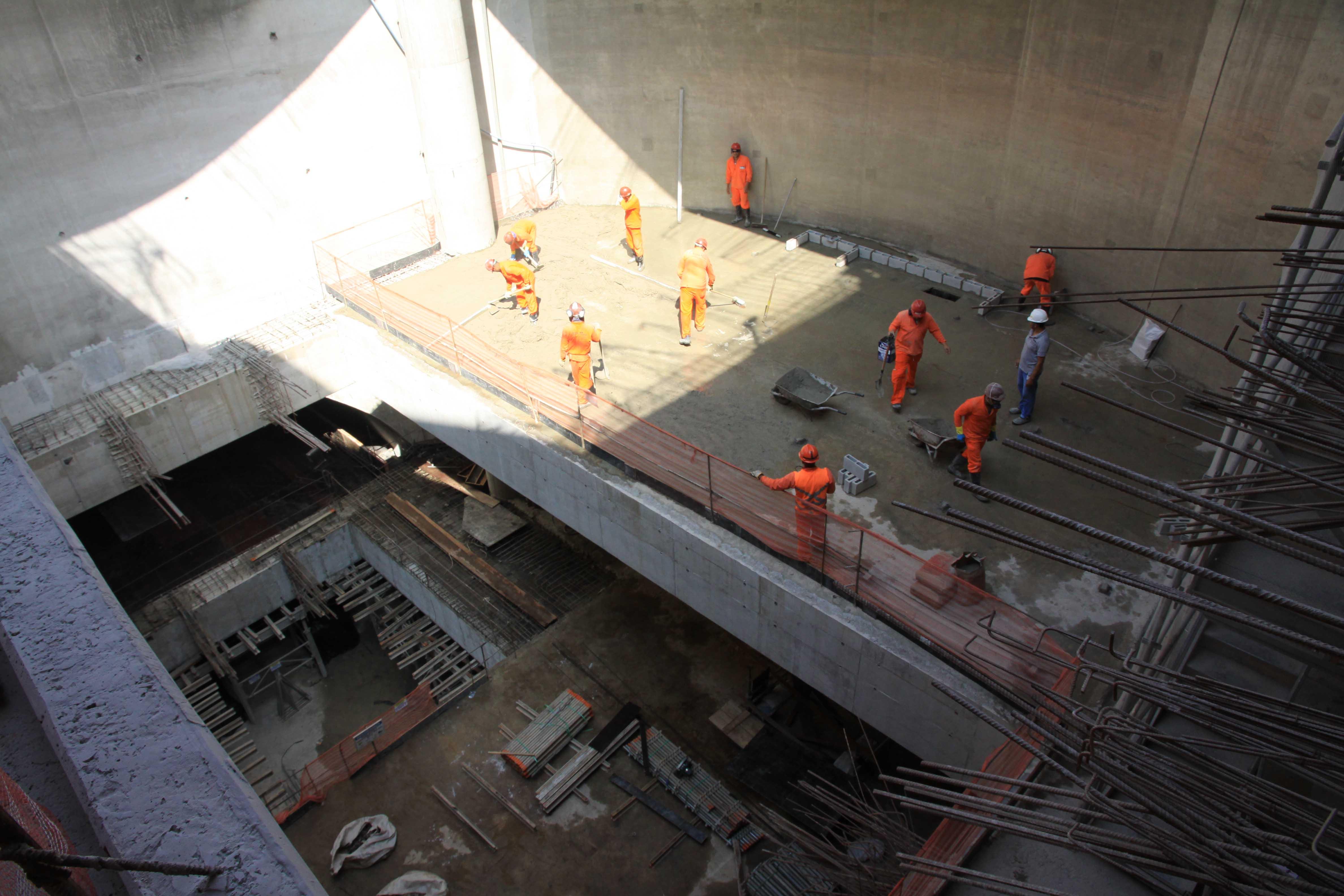 9d1d4eecfffb Metrô divulga novos prazos para entrega de suas novas estações - Via ...