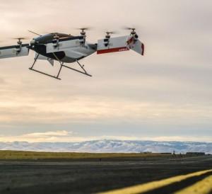 Vahana-first-flight