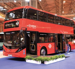 New-from-ADL-was-the-Enviro400H-City-providing-an-enhanced-specification-for-London