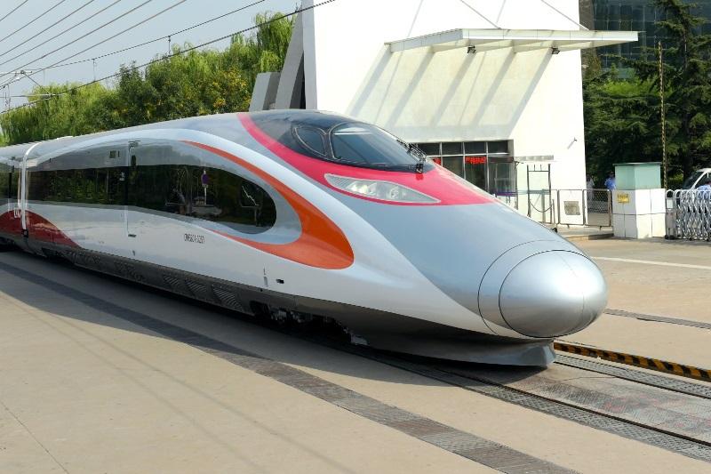 Trem de alta velocidade ligará Hong Kong com Guangzhou - Via Trolebus