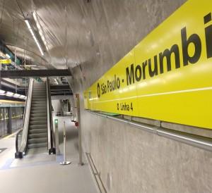 a8a98ba57b4e7 Primeiras linhas que vão atender ao terminal da Estação São Paulo-Morumbi