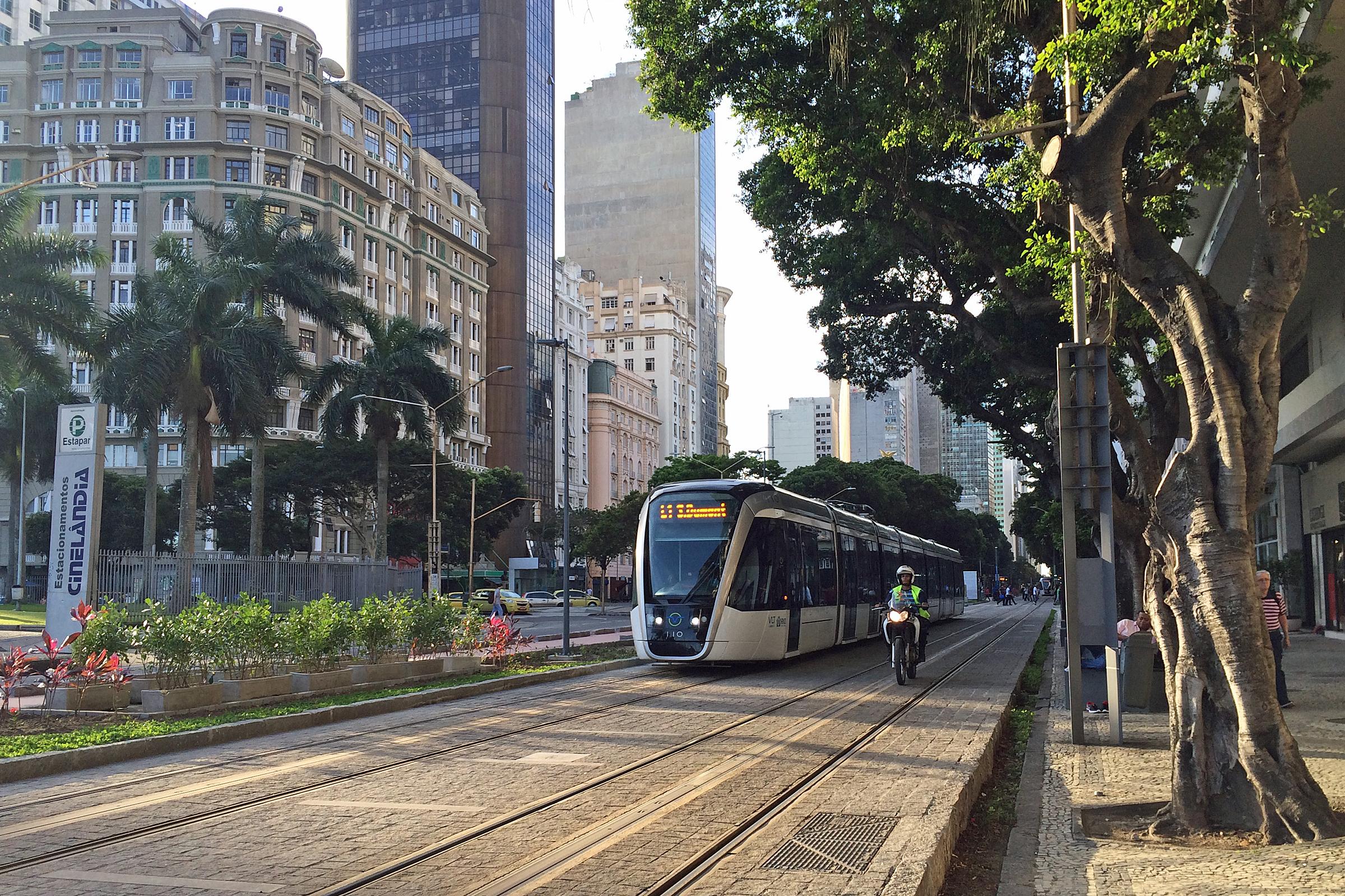 VLT Carioca, Rio de Janeiro