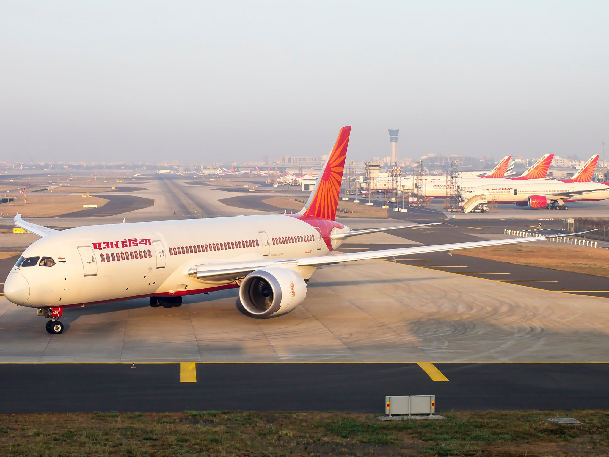 Image result for air india fleet