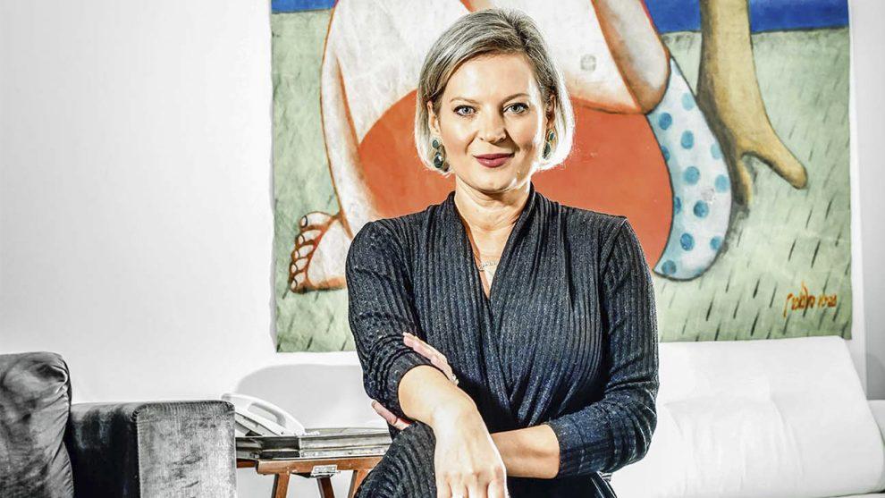 Pré-candidata à prefeitura de SP, Joice Hasselmann